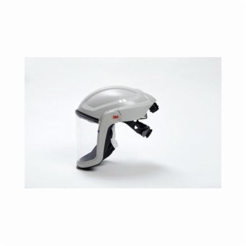 3M™ Versaflo™ 051141-56740 M Series Lightweight Standard Respiratory Faceshield Assembly, For Use With 3M™ 3M™ Versaflo™ PAPR and Supplied Air Systems, Gray, Specifications Met: ANSI Z87.1-2010