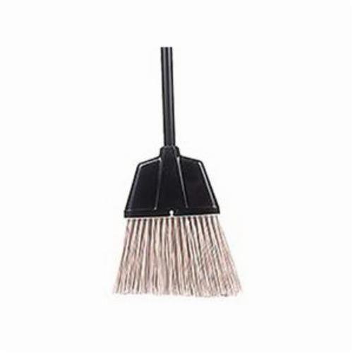 Vortec Pro® 44546 Lobby Broom, 36 in OAL, 5 in Trim, 8 in Sweep Face, Flagged Plastic Bristle