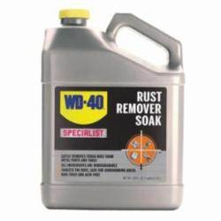 WD-40® SPECIALIST® 300042 Rust Remover Soak, 1 gal Can, Slight Odor/Scent, Clear, Liquid Form