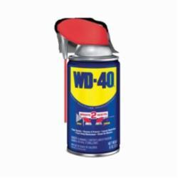 490026® WD-40 Lubricant, 8 oz Aerosol Can, Liquid, Light Amber, 0.8