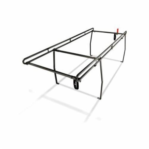 WEATHER GUARD® 1275 Long Bed Ladder Rack System, 1000 lb Capacity, 149-1/2 in L x 30-1/4 in W, Black