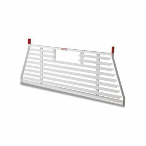 WEATHER GUARD® PROTECT-A-RAIL® 1523 Cab Protector, Armor-Tuf® Powder Coated, Steel, White