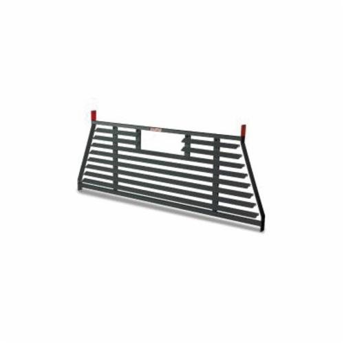 WEATHER GUARD® PROTECT-A-RAIL® 1584 Cab Protector, Armor-Tuf® Powder Coated, Steel, Black