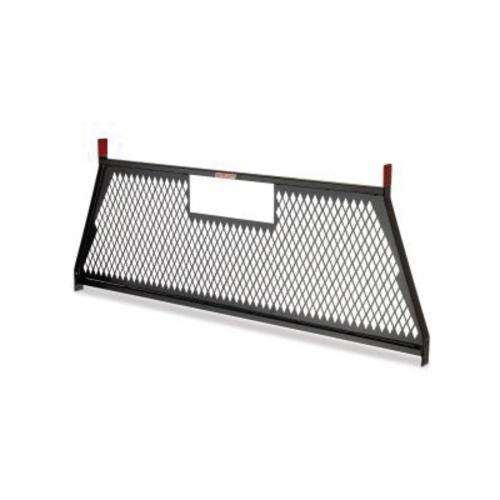 WEATHER GUARD® PROTECT-A-RAIL® 2314 Cab Protector, Armor-Tuf® Powder Coated, Steel, Black