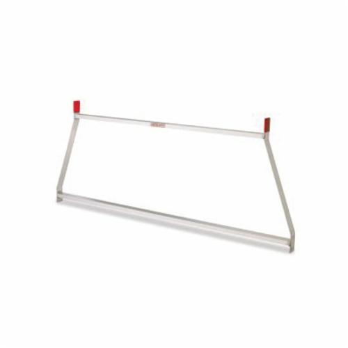 WEATHER GUARD® PROTECT-A-RAIL® 1907-0-02 Cab Protector, Aluminum, Clear, Armor-Tuf® Powder Coated