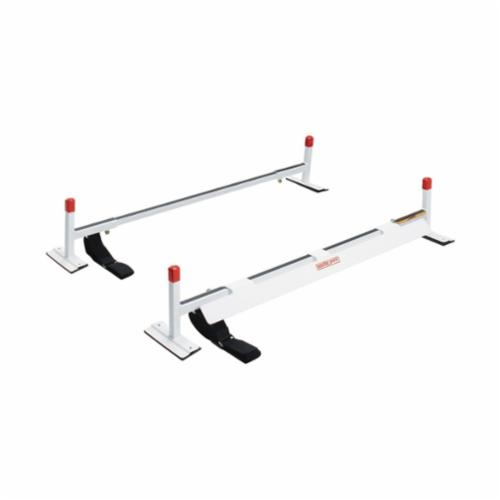 WEATHER GUARD® 220-3 All Purpose Roof Rack, 9-3/4 in L x 58-1/2 in W, Brite White