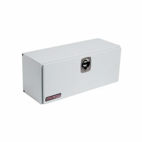 WEATHER GUARD® 247-3-02 Short Super-Side Box, 18 in H x 16-1/4 in W x 45 in D, 7.7 cu-ft, Brite White