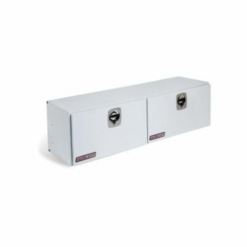 WEATHER GUARD® 265-3-02 Standard Super-Side Box, 18 in H x 16-1/4 in W x 64-1/4 in D, 10.8 cu-ft, Brite White