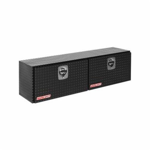 WEATHER GUARD® 365-5-02 Standard Super Hi-Side Box, 18 in H x 16-1/4 in W x 64-1/4 in D, 10.8 cu-ft, Gloss Black