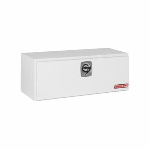 WEATHER GUARD® 548-3-02 Standard Underbed Box, 18-1/8 in H x 18-1/4 in W x 48-1/8 in D, 9.1 cu-ft, Brite White
