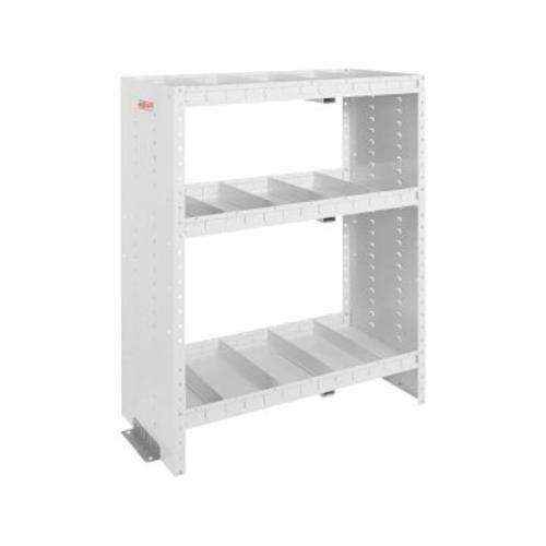 WEATHER GUARD® 2371581 Adjustable Jumbo Shelf, Armor-Tuf® Powder Coated, Steel, White