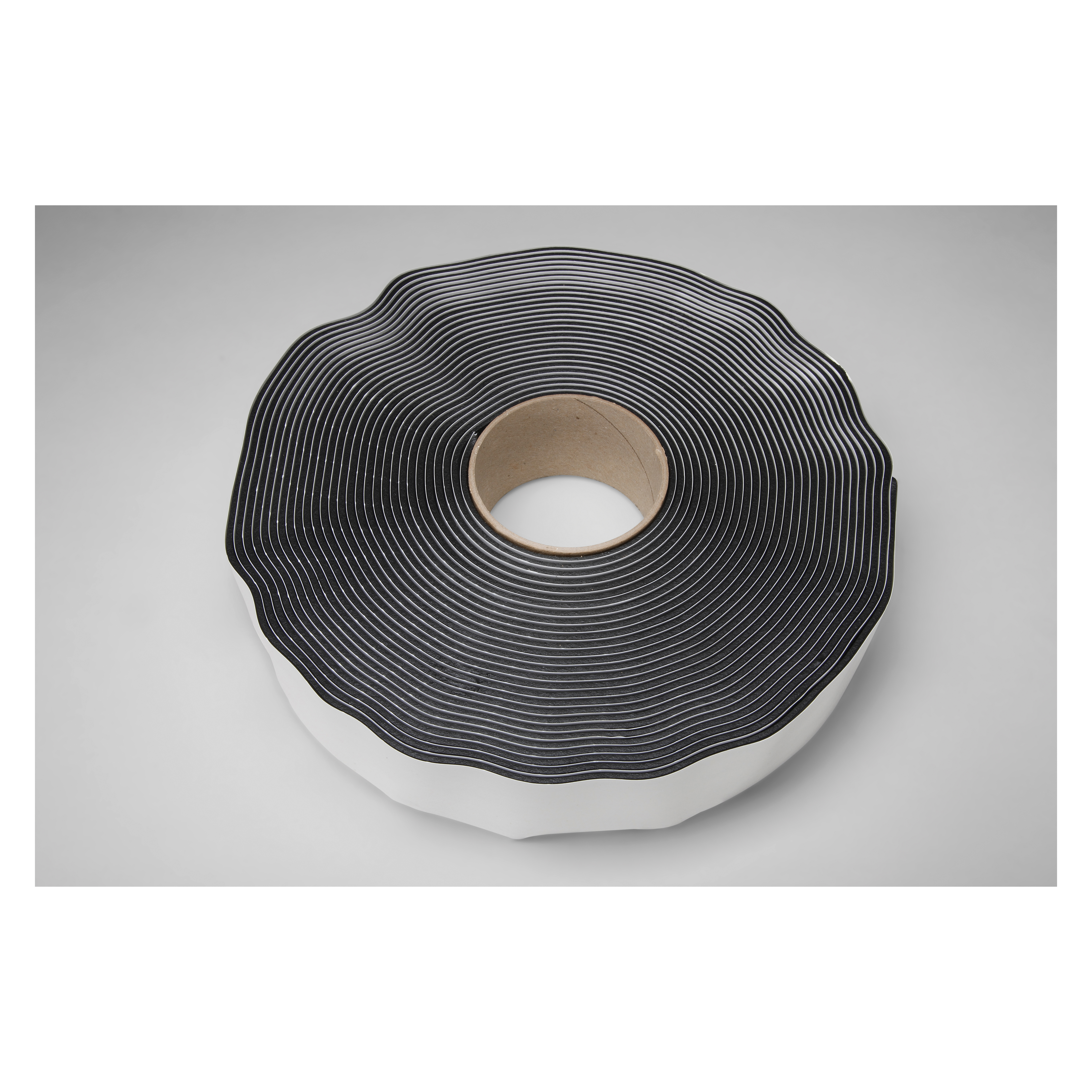 3M™ Weatherban™ 021200-83508 Ribbon Sealant Tape, 50 ft L x 2 in W, 1/8 in THK, Butyl Adhesive, Black