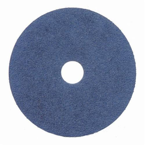 Tiger® 59711 Fast Cut High Performance Long Life Performance Line Coated Abrasive Disc, 7 in Dia, 7/8 in Center Hole, 24 Grit, Extra Coarse Grade, Zirconia Alumina Abrasive, Arbor Attachment