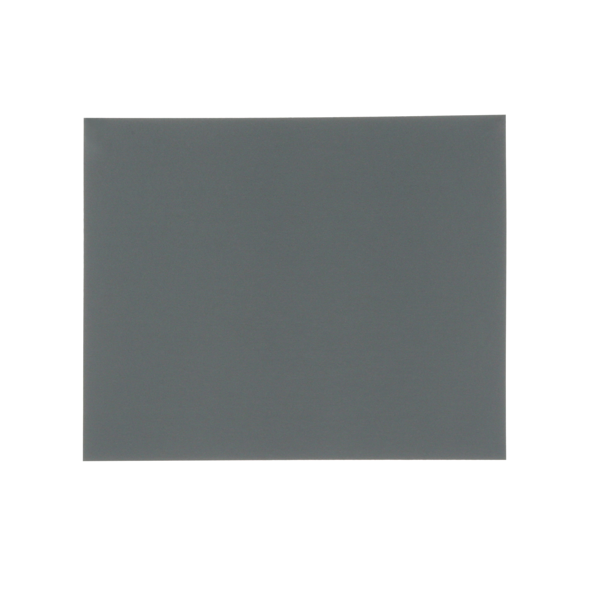 3M™ Wetordry™ 051144-14945 Coated Abrasive Sheet, 5-1/2 in L x 4-1/2 in W, 600 Grit, Super Fine Grade, Silicon Carbide Abrasive, Paper Backing