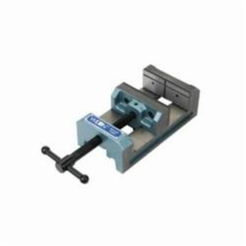 Wilton® 11676 Drill Press Vise, 12 in L x 3-1/2 in H, 6 in Jaw Opening, Cast Iron