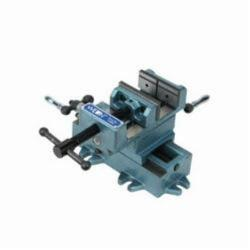 Wilton® 11694 Cross Slide Drill Press Vise, 7 in L x 5-3/4 in H, 4 in Jaw Opening, Cast Iron