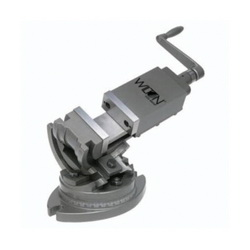 Wilton® 11700 Super Precision Tilting Vise, 2 in Jaw, Alloy Casting