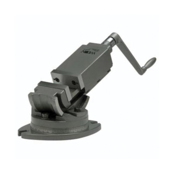 Wilton® 11703 Super Precision Angular Vise, 3 in Jaw, Alloy Casting