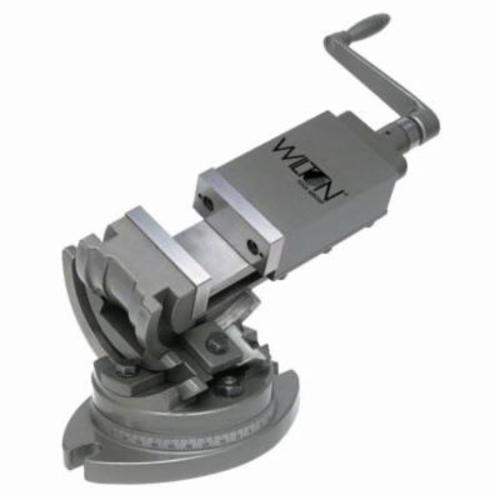 Wilton® 11803 Super Precision Tilting Vise, 5 in Jaw, Alloy Casting