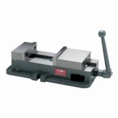 Wilton® 12375 Verti-Lock Machine Vise, 28 in L x 11 in H, 7-1/2 in Jaw, 11550 lb, Ductile Alloy
