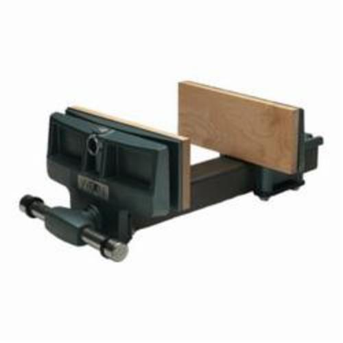 Wilton® 63218 Heavy Duty Rapid Acting Woodworkers Vise, 22-1/2 in L x 8 in H, 13 in Jaw, Ductile Iron