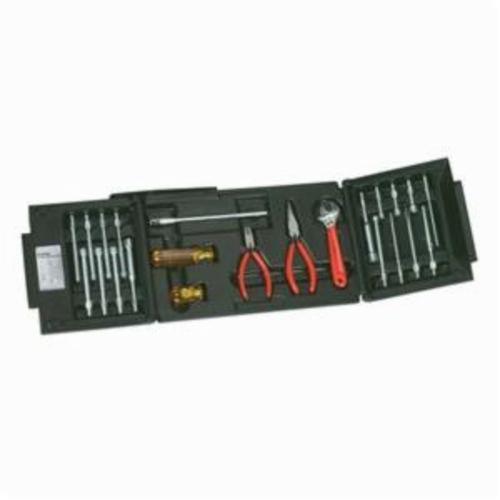 Xcelite® Series 99® 99SMX Service Tool Kit With Hard Plastic Case, Plastic