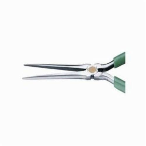 Xcelite® NN7776V Needle Long Nose Plier, 2-5/16 in L x 15/32 in W, Serrated Steel Jaw, 0.08 x 0.078 in W Tip, 6 in OAL