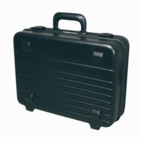 Xcelite® TCMB100MT Tool Case, 12-5/8 in H x 5-3/4 in W x 17-3/4 in D, Polyethylene, Black