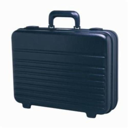 Xcelite® TCMB150MT Tool Case, 12-5/8 in H x 4-3/4 in W x 17-3/4 in D, Polyethylene, Black