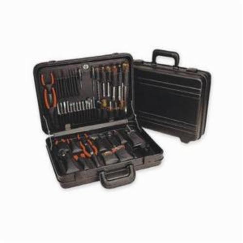 Xcelite® TCMB150ST Tool Kit, Case Tool Storage, 46 Pieces, Polyethylene
