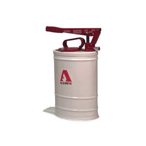Alemite® 7149-4 Multi-Pressure Bucket Pump, Oil, 5 gal Container, 0.33 oz/Stroke Output