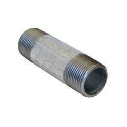 Beck® 0331005009 FIG 343 Standard Pipe Nipple, 1/4 in x 1-1/2 in L MNPT, Steel, Galvanized, SCH 40/STD, Welded