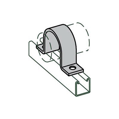 Anvil-Strut™ 2400239444 FIG AS 3126 Hold Down Clamp, 1000 lb Load