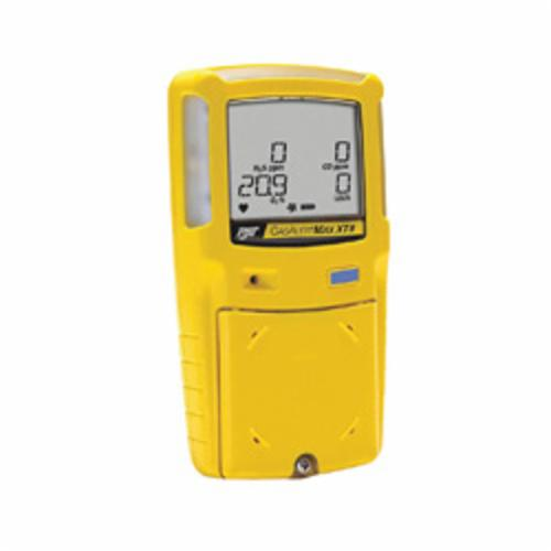 BW Technologies by Honeywell XT-XWHM-Y-NA-CS GasAlertMax XT II Multi-Gas Detector, LEL, Oxygen, Carbon Monoxide, Hydrogen Sulfide Gas, 0 to 30% Oxygen, 0 to 500 ppm Carbon Monoxide, 0 to 100 ppm Hydrogen Sulfide, 0 to 100% LEL Detection