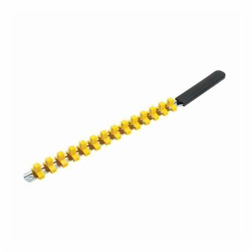 Crescent® CSR1 Socket Rail, 3/8 in Drive, 17-1/2 in OAL