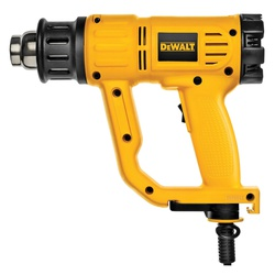 DeWALT® D26950 Heavy Duty Variable Temperature Heat Gun, 120 VAC