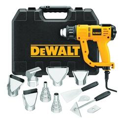DeWALT® D26960K Heavy Duty Heat Gun Kit, 120 VAC