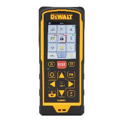 DeWALT® DW03201 Type 1 Laser Distance Measurer, Plastic, 600 ft Measuring, +/-1/16 in at 30 ft Accuracy, LCD Display, AA Battery