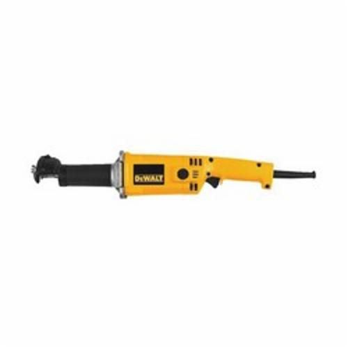 DeWALT® DW880 Corded Heavy Duty Straight Grinder, 2-1/2 in Dia Wheel, 19000 rpm Speed, 120 VAC, Trigger Switch