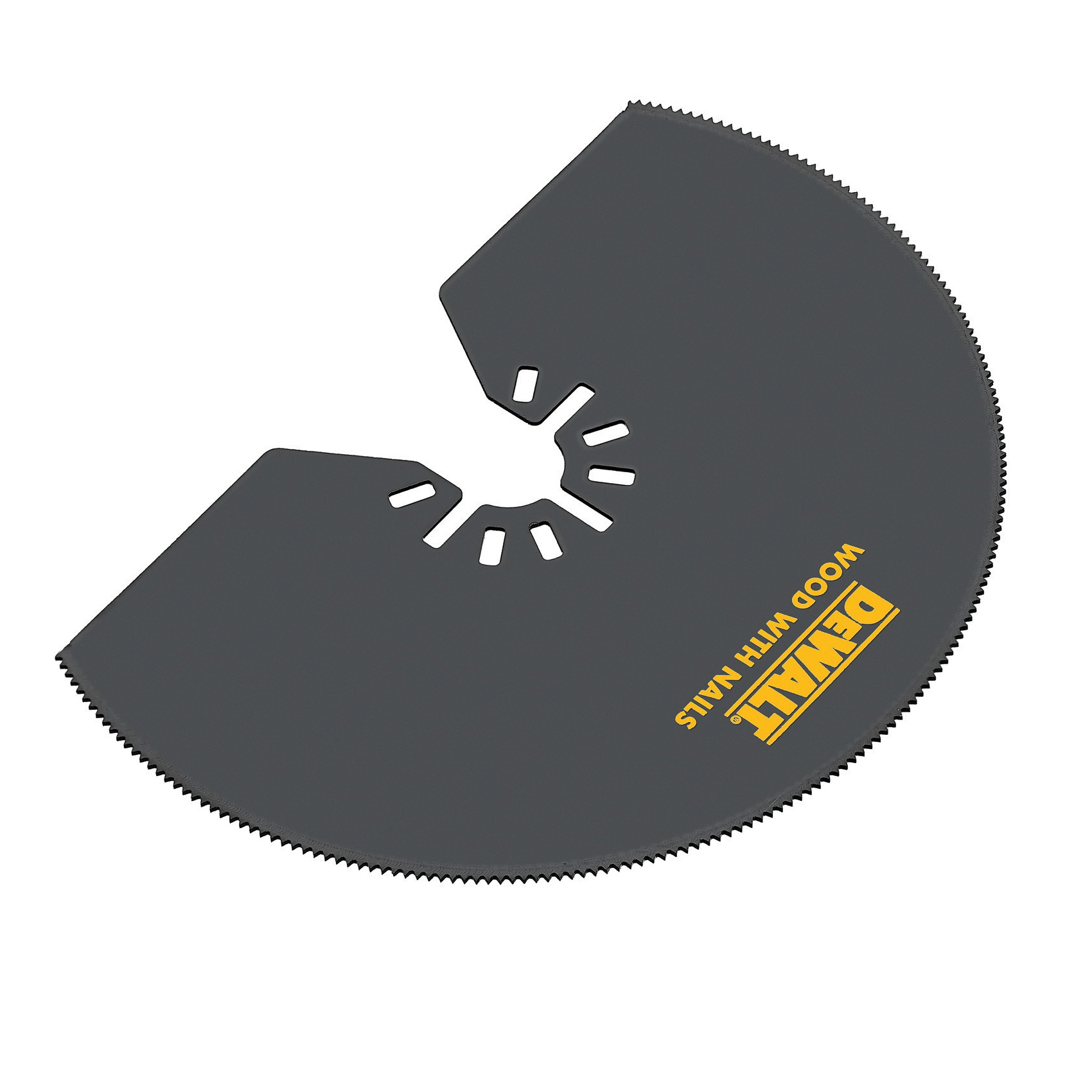 DeWALT® DWA4210 Oscillating Blade, For Use With All Oscillating Tool, 4 in, HSS