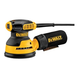 DeWALT® DWE6421 Random Orbit Sander, 140 mm H, 12000 opm Speed