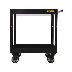 DeWALT® DWMT78086 Basic Utility Cart, 32 in W x 38 in H, 500 lb Load, Black