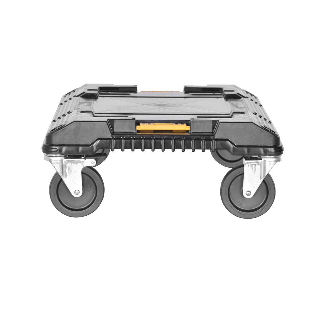 DeWALT® TSTAK® DWST17889 Tool Cart, For Use With TSTAK® Tool Storage System, 220 lb Weight, Black