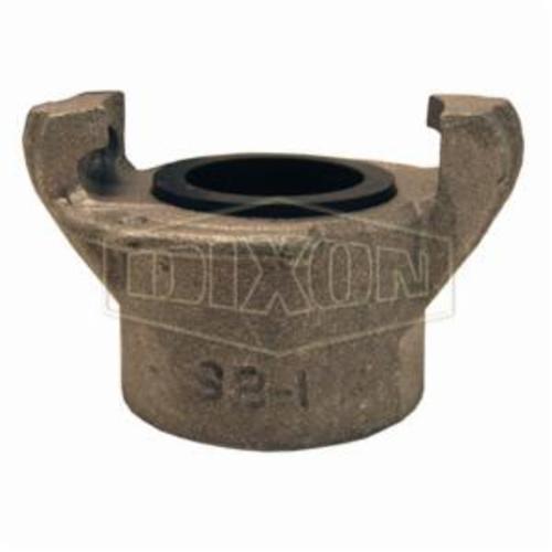 Dixon® ASC125 Sand Blast Coupler, 1-1/4 in, FNPT, Aluminum, Domestic