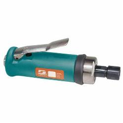 Dynabrade® 52257 Gearless Die Grinder, 1/4 in Collet, 0.7 hp, 33 scfm Air Flow, 90 psi, 18000 rpm Speed