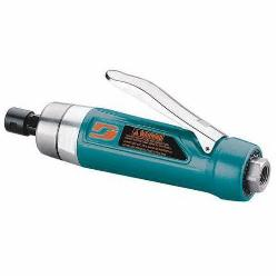 Dynabrade® 52669 Gearless Die Grinder, 1/4 in Collet, 1 hp, 44 scfm Air Flow, 90 psi, 20000 rpm Speed