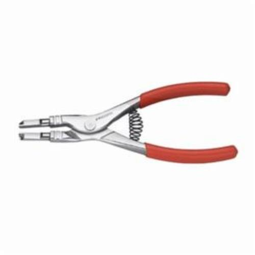 Facom® FA-411A.20 External Retaining Ring-Clip Plier With Snap Ring, 8.4 in L x 2-1/2 in W x 0.9 in H Smooth Jaw, 8-15/32 in OAL