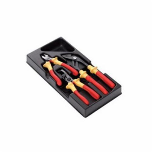 Facom® FW-MOD.VE VE Series Insulated Plier Set, 3 Pieces