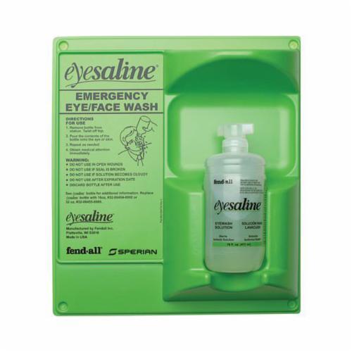 Honeywell 32-000460-0000-H5 Eyesaline® Eyewash Station, Wall Mounting
