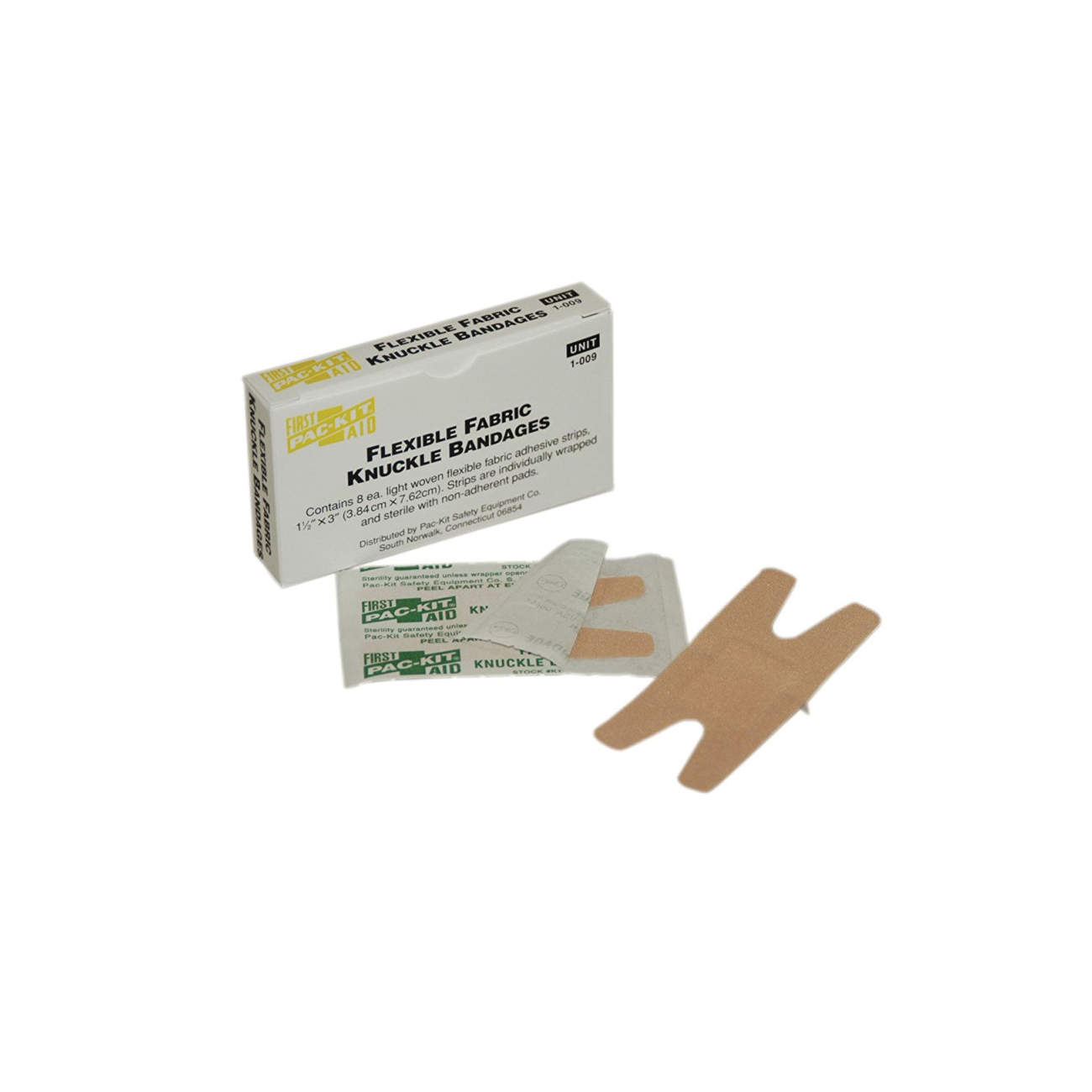 First Aid Only® 1-009 Latex Free, Heavy Woven Fabric